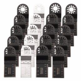20 pezzi 32mm lame per utensili oscillanti Fein Multimaster Bosch Makita Multitool