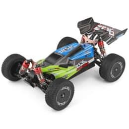 Wltoys 144001 1/14 2.4G 4WD Modelli di veicoli per auto da corsa ad alta velocità RC 60 km / h