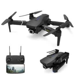 Eachine E520S GPS WIFI FPV con videocamera HD 4K / 1080P 16 minuti di volo pieghevole RC Drone Quadcopter