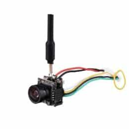 Eachine TX06 700TVL FOV 120 gradi 5.8 Ghz 48CH Smart Audio Mini FPV Camera Supporto Pitmode Trasmettitore AIO per RC Drone Tiny Whoop