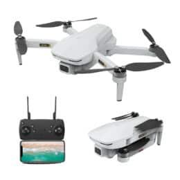 Eachine EX5 5G WIFI 1KM FPV GPS con telecamera 4K HD Servo Gimbal 30 minuti Tempo di volo 229g Pieghevole RC Drone Quadcopter RTF