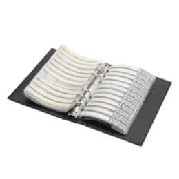 4500 pezzi 0603 Campionario condensatori SMD 90 valori Ogni 50 pezzi Confezione kit assortimento condensatori 0,5PF ~ 2,2UF