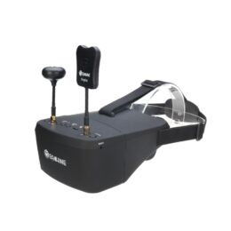Eachine EV800D 5.8G 40CH Diversity FPV Goggles 5 pollici 800 * 480 Video Headset HD DVR Build in Battery